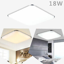 LED Lámpara de techo Plafón Luces modernas Salón Baño IP44 Regulable 12W - 96W