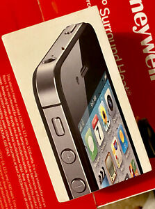 RARE: iOS 6.1.3 Apple iPhone 4s 16GB - Black A1387 MC922LL/A - MINT Condition