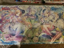 Cardfight Vanguard Playmat Crystal Melody Extra Booster 11 Pearl Sisters, Perla