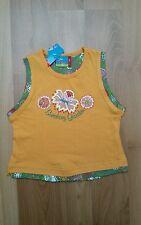 Topolino Mädchen Sommer Shirt T-Shirt Gr 98 Neu mit Etikett
