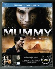 Alex Kurtzman's THE MUMMY [BEST BUY-EXCLUSIVE BLU-RAY/DVD DIGIBOOK, 2017] NEW!