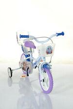 12 Zoll Kinderfahrrad Frozen Eisprinzessin Original Lizenz Kinderrad Fahrrad