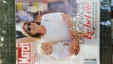 PARIS MATCH N° 3453* CAROLINE DE MONACO / TONY PARKER / BETTY TSIPRAS