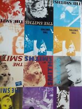 The Smiths - Singles Collage - Laminated Original A4 Poster