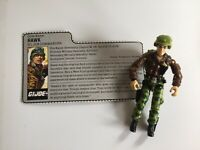 "Vintage 1986 G.I. Joe ARAH ""Hawk"" Commander action figure ARAH"