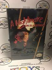 Neca Freddy Krueger A Nightmare On Elm Street 8 bit video game Figure