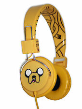 "ADVENTURE TIME Headphones - Folding Design ""Jake the Dog"" - for Ages 8 to adult"