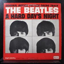 The Beatles - A Hard Day's Night (Original Soundtrack) LP VG+ UAL 3366 Mono 1964