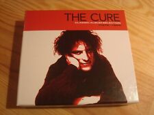 CD : The Cure Classis Album Selection (1979-1984) 5 CD Boxset ( Coffret CD )