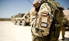 KANDAHAR WHACKER© NATO ISAF JSOC BUNDESWEHR KSK SSI: German Flag + Evil Smile