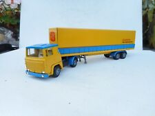1:50 TEKNO SCANIA 141 TRUCK WITH TRAILER GROOT TRANSPORT NMINT SALE!!!!