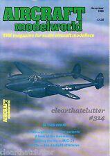 KAYABA Ka - 1s - AUTOGYRO at Sea - Aircraft Modelworld Magazine November 1988
