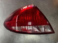 Driver Tail Light Sedan Quarter Mounted Fits 04-07 Taurus 424837