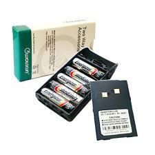 Pile aa case wouxun KG-UVD1P KG-UV2D KG-UV6D KG-659 KG-669 plus KG-679