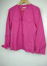 REGATTA Shirt/blouse Sz 12 Pink