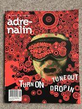 New listing Adre-nalin Number 9 Surf Skate Snow Substances Adrenalin Magazine