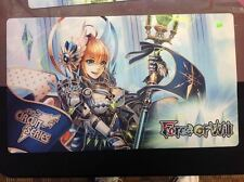 Perceval, The Seeker Of Holy Grail Arg Circuit Series Playmat Force Of Will