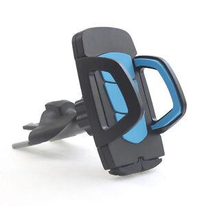 Car Phone Holder Universal Windshield Dashboard Air Vent CD Slot Mount Cradle