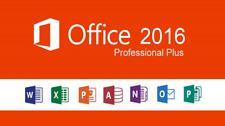 MS®Office 2016 PR0 PLUS 32/64bit