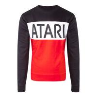 Atari Cut & Sew Sweatshirt Mens