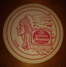 Buffalo, NY - Iroquois Beer Tray Liner #1 - 1950s era NOS (New Old Stock)