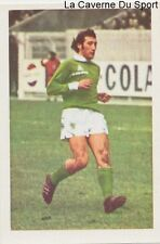 N°225 PATRICK REVELLI # AS.SAINT-ETIENNE STICKER AGEDUCATIF FOOTBALL MATCH 1973