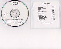 Zoo Story - Self Titled  CD Rare PROMO