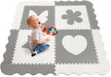 Sorbus Baby Play Mat with Borders - 59.5'' x 59.5� Large Kids Floor Foam