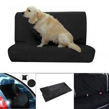 Impermeable para Coche Posterior Funda de Asiento Mascota Perro Gato Protector