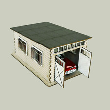 1:32 Scale Garage/Workshop Kit For Slot Cars
