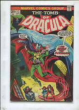 TOMB OF DRACULA #12 (5.5 WATER DAMAGE ) 2ND APPEARANCE OF BLADE!