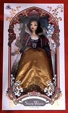 """2017  D23 Expo Exclusive Disney Store Snow White 17"""" Doll 1023 Limited Edition"""