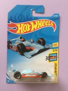 1:64 Hot Wheels Track Stars Indy 500 Oval. 2018 HW Legends Of Speed #123/365