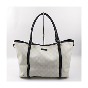 Gucci Tote Bag  Whites PVC 1717767