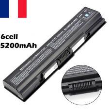 5,2AH Batterie d'ordinateur Portable Pour TOSHIBA SATELLITE PA3534U-1BRS PA3533U