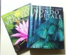 2 vol. MONDO VEGETALE GRANDE ENCICLOPEDIA PER RAGAZZI n.7-8 del 2007