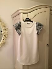Pinko Sweatshirt Dress Size S off white color