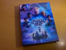 READY PLAYER ONE HDZETA (3D 2D Blu-ray) Double Lenticular FullSlip Steelbook