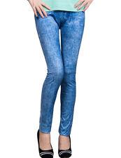 Damen Leggins  im Jeanslook  onesize