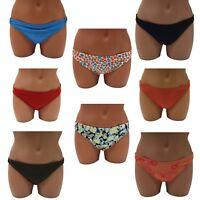 CK Calvin Klein Swimwear Women's Classic Bikini Bottom Bathing Swimsuit