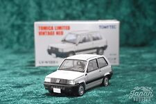 [TOMICA LIMITED VINTAGE NEO LV-N133a 1/64] FIAT PANDA 1000 super i.e. (White)
