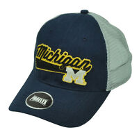 NCAA Michigan Wolverines Top of the World Flex Fit Large XLarge Hat Cap Stretch