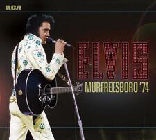 ELVIS MURFREESBORO 1974<>3/14/74 & 3/19/74 <>2018 FTD 2CDS<>NEW<>SEALED