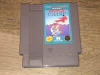 Karate Champ Nintendo Nes Cleaned & Tested Authentic