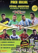 SET INIITIAL PACK  PANINI ADRENALYN FUTBOL ARGENTINO 2017