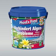 JBL PhosEX Pond Filter 500g - Algen Phosphat Algenmittel Teichpflege Teich