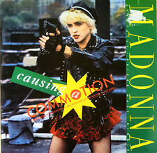 MADONNA - Causing A Commotion ( Movie House Mix ) - Maxi LP - washed - # L 1648