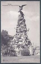 TORINO CITTÀ 157 MONUMENTO FREJUS Cartolina