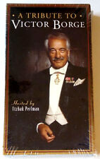 New & Sealed Vhs Tape:A Tribute to Victor Borge The Great Dane