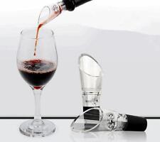 New 2015 White Superior Quality Wine Aerator Pour Spout Decanter DICA